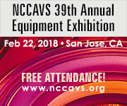 NCCAVS 39th Annual Equipment Exhibition @ Holiday Inn San Jose Airport | San Jose | California | United States