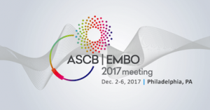 ASCB | EMBO 2017 Meeting @ Pennsylvania Convention Center | Philadelphia | Pennsylvania | United States