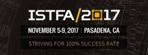 ISTFA 2017 @ Pasadena Convention Center | Pasadena | California | United States