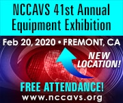 NCCAVS @ Fremont Marriott Silicon Valley | Fremont | California | United States