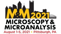 Microscopy & Microanalysis 2021 Meeting @ David L. Lawrence Convention Center | Pittsburgh | Pennsylvania | United States