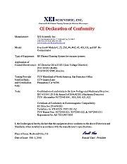 CE Declaration Classics